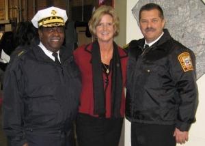 Lloyd Ayers, Vickie Pritchett, and Dennis Rubin