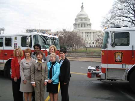 Common Voices for Fire Sprinkler Legislation