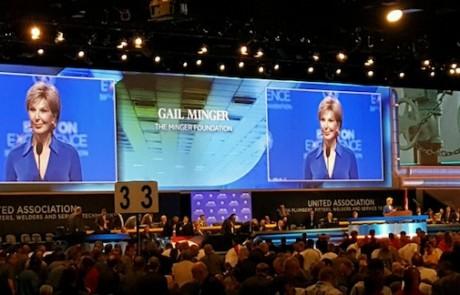 Gail Minger Speaker