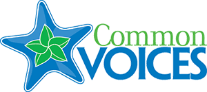 Common Voices Mobile Logo